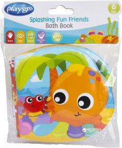 Книжка для воды Playgro Веселые друзья (9321104869654)