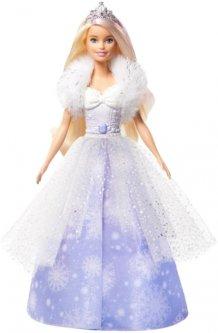 "Кукла Barbie ""Зимняя принцесса"" серии Дримтопия (GKH26)"