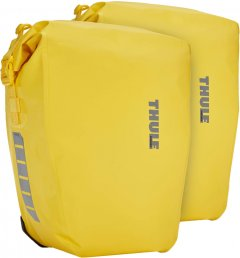 Велосипедная сумка Thule Shield Pannier 13 л Pair Yellow (TH3204207)