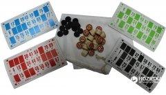 Лото Duke с деревянными бочонками в картонной упаковке (DN25046) (2000020241849)