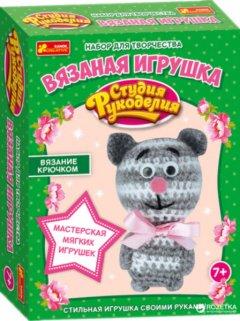Набор для творчества Ranok-Creative Вязаная игрушка. Котик (4823076134815) (13185012Р)