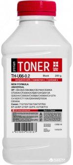 Тонер ColorWay для HP LJ Universal LJ 1005/2035/1010 M402/426 Premium 200 г (TH-U06-0.2)