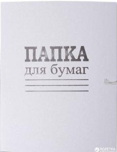 Набор папок бумажных DK на завязках Дело Эко А4 белый 50 шт (DK006)