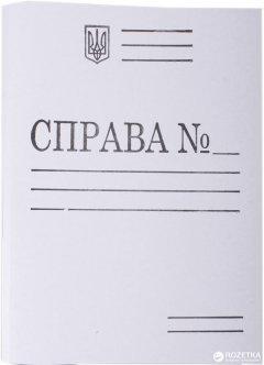 Набор папок Скоросшиватель DK Дело Эко A4 белый 50 шт (DK007)