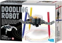 Робот-художник своими руками 4M (00-03280)
