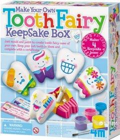 Набор для создания мини-шкатулок 4M Зубная фея (00-04564)
