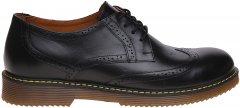 Броги Prime Shoes 11-579-10120 44 (29 см) Черные (2000000157238)