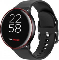 Смарт-часы Canyon Marzipan Black/Red (CNS-SW75BR)