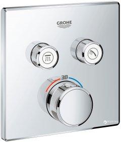 Верхняя часть смесителя для душа GROHE Grohtherm SmartControl 29124000