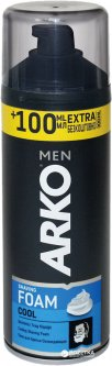 Пена для бритья ARKO Cool 200 мл + 100 мл (AR1SF005) (8690506346560)