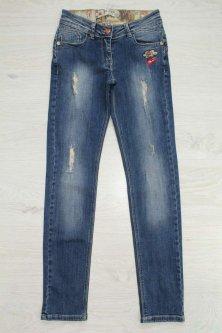 Джинсы A-yugi Jeans 170 см Темно-синий (2129000407720)
