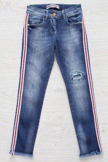 Джинсы A-yugi Jeans 164 см Синий (2125000529547)