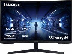 "Mонитор 31.5"" Samsung Odyssey G5 LC32G54T Black (LC32G54TQWIXCI)"
