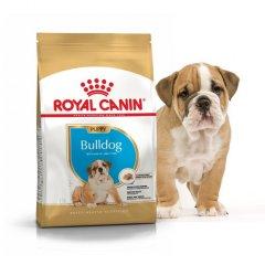 Сухой корм для собак породы бульдог Royal Canin BULLDOG PUPPY для щенков до 12 мес. (12 кг)
