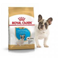 Сухой корм для собак породы французский бульдог Royal Canin FRENCH BULLDOG PUPPY для щенков до 12 мес. (1 кг)