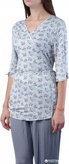Кофта + брюки Lanett 040-14XL 3XL Серо-голубые (2000985050951)