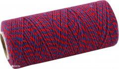 Шпагат хлопковый Радосвіт 100 м Красно-синий (4820172931409)