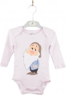 Боди Disney 418620 92-104 см Розовое (EZH2000000046624)