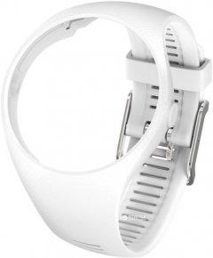 Сменный браслет Polar Wristband для Polar M200 белый M/L (91061230)