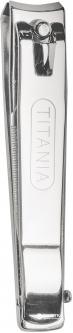 Книпсер для ногтей Titania 1052/2 хромированный (1052-2)