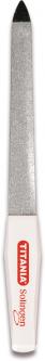 Маникюрная пилочка изогнутая Titania 1049/5 (1049-5)