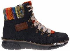 Ботинки Rieker 73343/00 36 Черные (4020931403752)