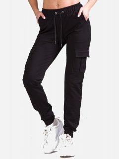 Спортивные брюки DEMMA 743 50 Черные (4821000021057_Dem2000000008479)