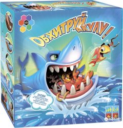 Настольная игра Super Puper Обхитри акулу (30738.006) (8711808307384)