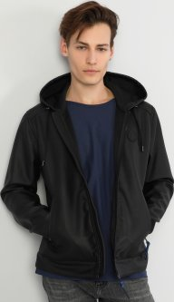 Куртка из искусственной кожи Colin's CL1047913BLK S
