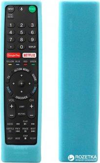 Чехол Piko TV Remote Case для пульта ДУ Sony PTVRC-SN-01 Голубой (1283126486425)