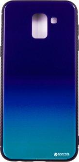 Панель Dengos Back Cover Mirror для Samsung Galaxy J6 2018 (J600) Purple (DG-BC-FN-27)