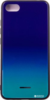 Панель Dengos Back Cover Mirror для Xiaomi Redmi 6А Purple (DG-BC-FN-35)