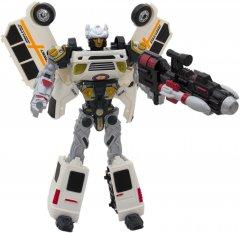 Робот-спасатель Able Star Лендмастер со светозвуковыми эффектами Бело-Черный (3866_бело-черный)