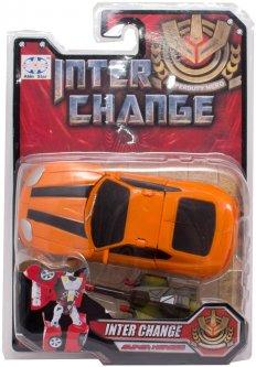 Транс-робот Able Star Оранжевый (9391_оранжевая)