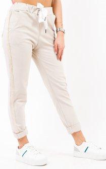 Спортивные брюки Remix 5178 One Size Бежевые (2950006531788)