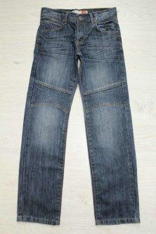 Джинси A-yugi Jeans 158 см Темно-синій (2100000262755)