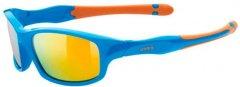 Очки солнцезащитные Uvex Sportstyle 507 Blue Orange/mir.Ora (4043197264295)