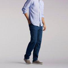 Джинси Lee Premium Select Regular Fit Straight Leg, Pepper Prewash, 34W30L, 2008989
