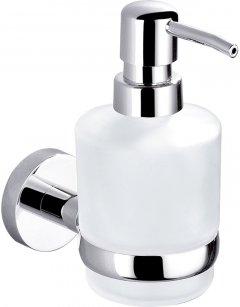 Дозатор для жидкого мыла PERFECT SANITARY APPLIANCES SP 8133 подвесной Стекло Латунь