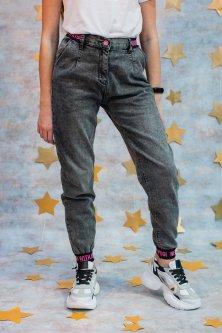Джинси A-yugi Jeans 164 см Сірий (2125000705354)