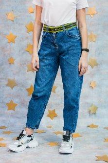 Джинси A-yugi Jeans 170 см Синій (2125000705347)