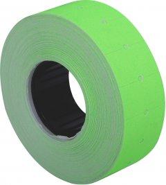 Этикет-лента Economix 21 x 12 мм 1000 шт/уп Зеленая (E21301-04)