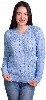 Пуловер Bakhur 3122 48 Голубой (2000000024349)