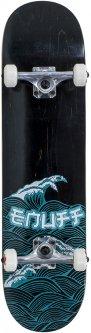 Скейтборд Enuff Big Wave Black-blue (ENU2990-BK)