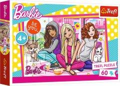 Пазл Trefl Барби и ее друзья 60 элементов (17295) (147389)