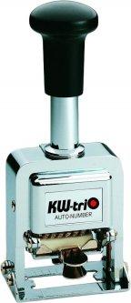 Нумератор KW-Trio 20600 4.8 мм 6 символов (4714218030051)