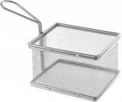Корзинка Hendi для фритюра прямоугольная 10x8x6.5 см (426425)