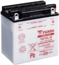 Мото аккумулятор Yuasa 12V 11.6Ah YuMicron Battery YB10L-B (сухозаряжений) (YB10L-B)