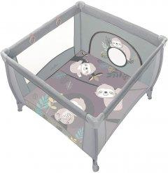 Манеж Baby Design Play Up 07 Light Grey (202322) (5906724202322)