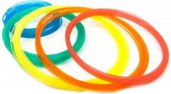 Набор PLA пластика XYZprinting для ручки 3D 1.75 мм 6 шт Разноцветного (RFPLDXTW00H)